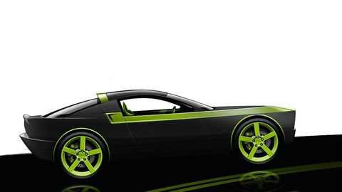Motor vehicle, Automotive design, Mode of transport, Vehicle, Green, Vehicle door, Car, Performance car, Automotive exterior, Rim,