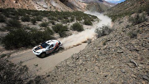 Mountainous landforms, Rallying, Car, Motorsport, Off-roading, Dust, Race car, Dirt road, Racing, World Rally Car,