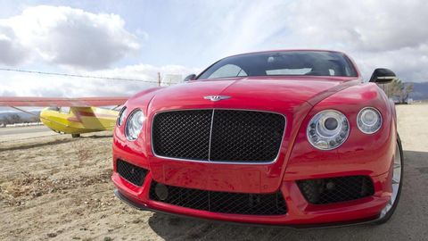 Motor vehicle, Automotive design, Vehicle, Grille, Hood, Car, Bentley, Bumper, Luxury vehicle, Personal luxury car,
