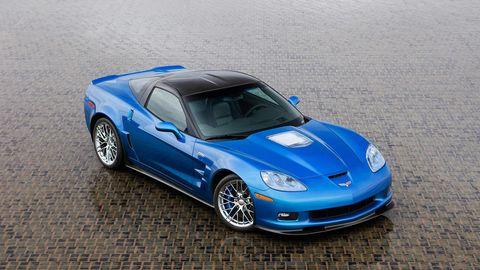 Tire, Wheel, Automotive design, Blue, Vehicle, Hood, Rim, Performance car, Car, Headlamp,
