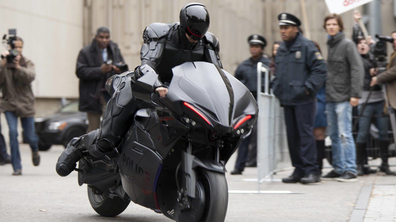 The New Cars Of Robocop Photos
