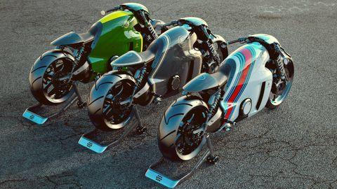 Tire, Motor vehicle, Wheel, Motorcycle, Automotive design, Automotive tire, Rim, Fender, Azure, Turquoise,