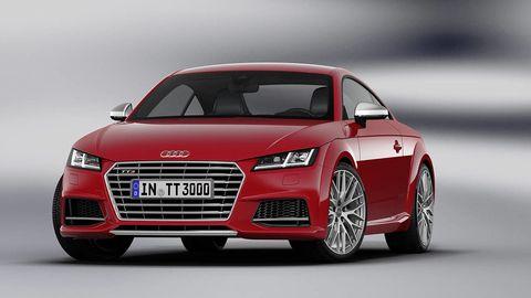 Automotive design, Mode of transport, Automotive mirror, Vehicle, Transport, Red, Grille, Car, Rim, Automotive tire,