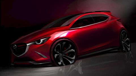 Mode of transport, Automotive design, Vehicle, Car, Red, Automotive lighting, Carmine, Personal luxury car, Alloy wheel, Maroon,