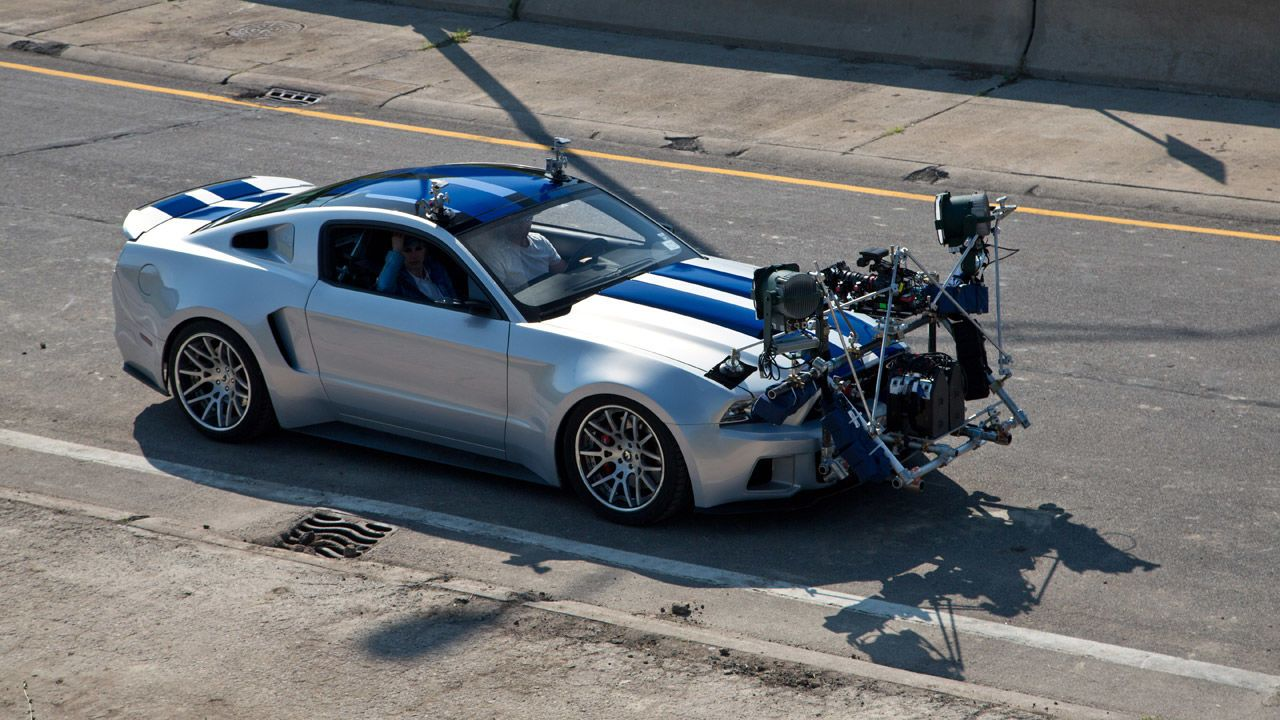 The Need For Speed Ford Mustang Photo Gallery