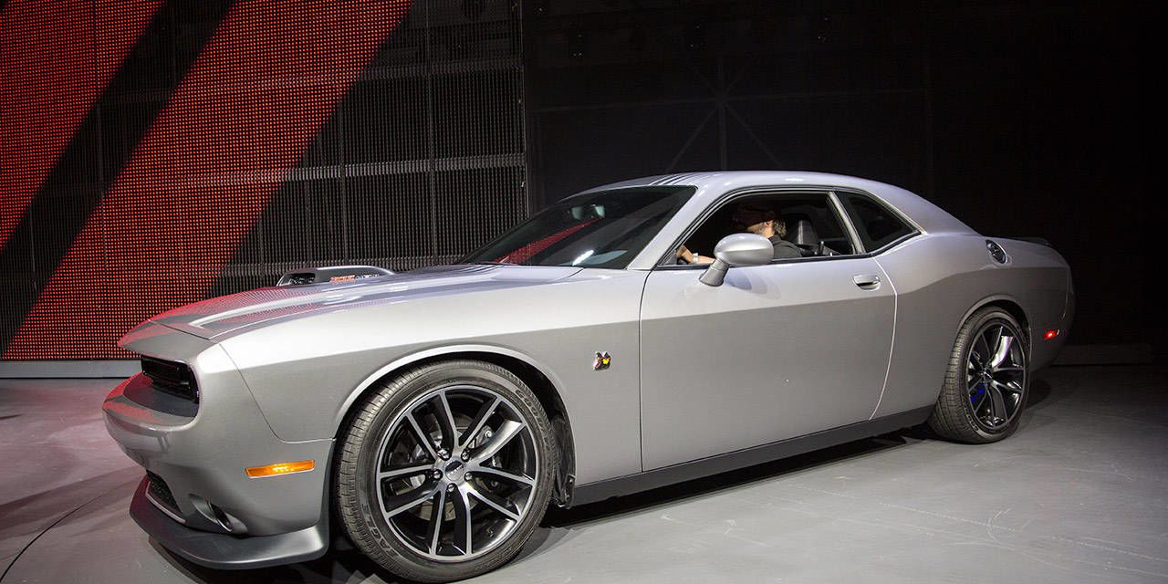 Photos: 2015 Dodge Challenger at NYIAS