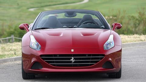 Photos 2015 Ferrari California T