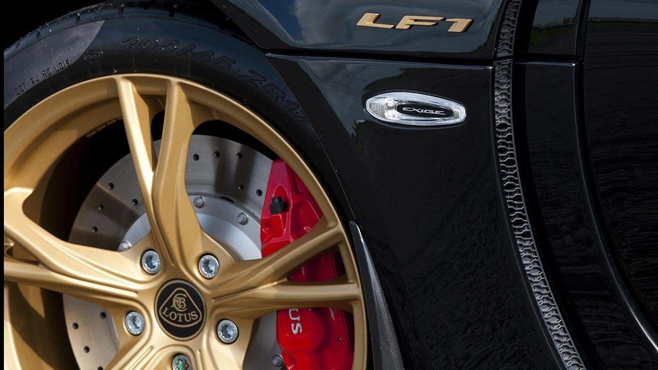 Photos: 2014 Lotus Exige LF1