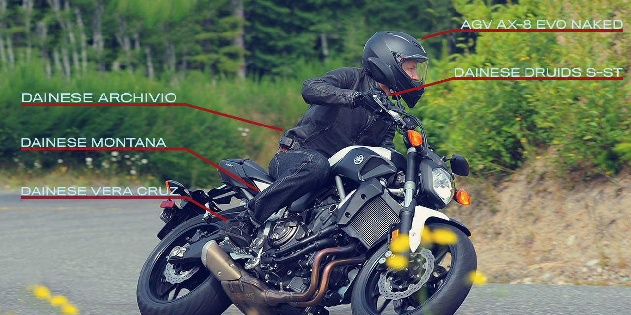 Ride-tested: Warm-weather motorcycle gear