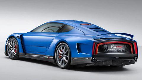 Automotive design, Blue, Vehicle, Automotive exterior, Car, Rim, Performance car, Concept car, Supercar, Electric blue,