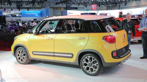 Tire, Automotive design, Vehicle, Land vehicle, Car, Hatchback, Auto show, Exhibition, Bumper, Vehicle door,