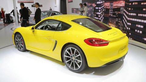 Automotive design, Yellow, Vehicle, Performance car, Car, Red, Fender, Sports car, Luxury vehicle, Alloy wheel,