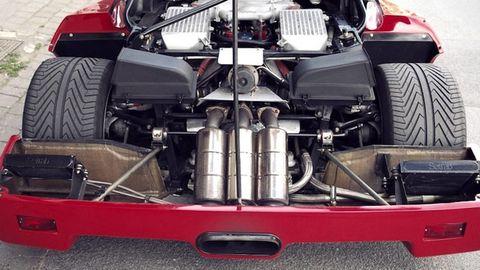 Automotive design, Engine, Automotive exterior, Automotive engine part, Automotive fuel system, Automotive super charger part, Synthetic rubber, Kit car, Automotive air manifold, Personal luxury car,