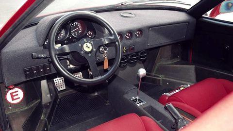 Motor vehicle, Steering part, Mode of transport, Steering wheel, Transport, Speedometer, Gauge, Vehicle door, Center console, Car seat,
