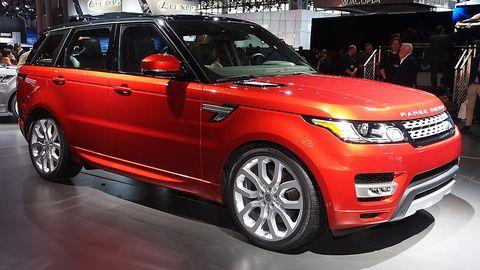 Tire, Wheel, Automotive design, Product, Vehicle, Land vehicle, Car, Red, Sport utility vehicle, Rim,