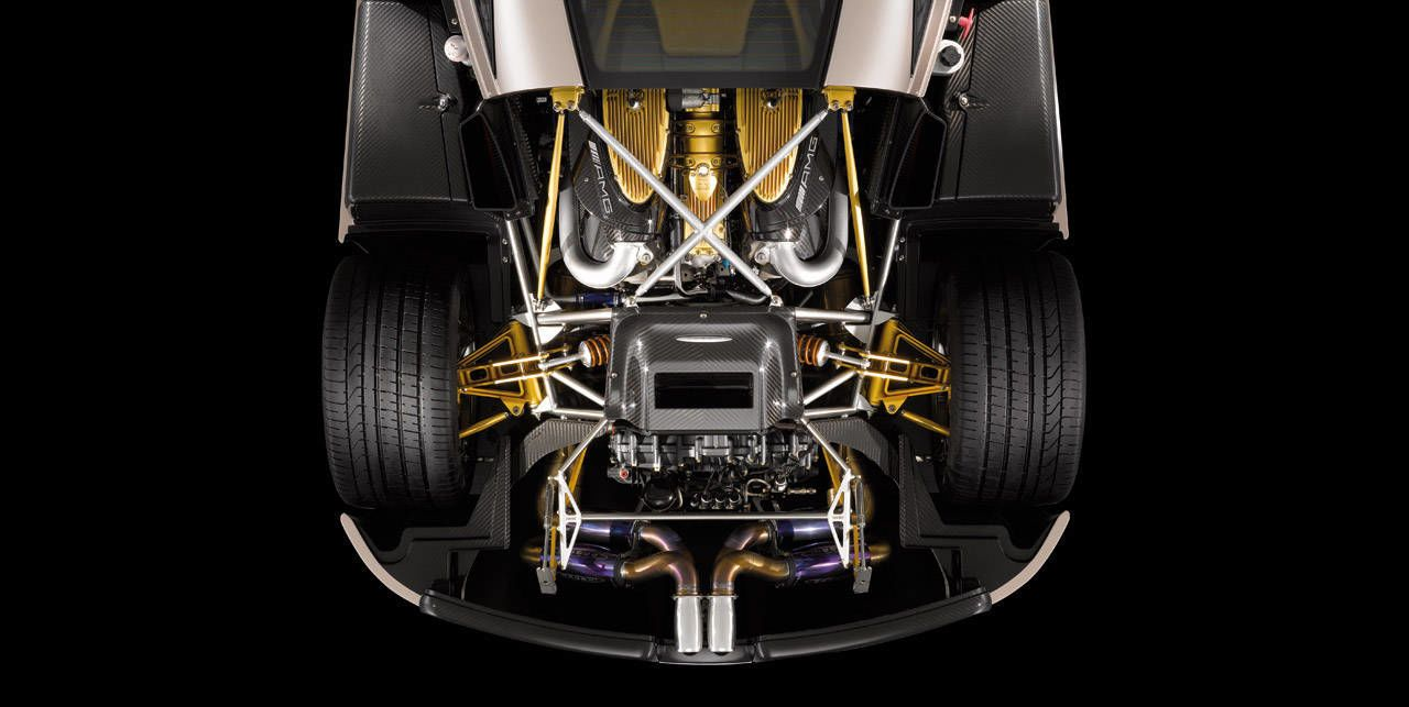 15 New Cars With the Coolest-Looking Engines