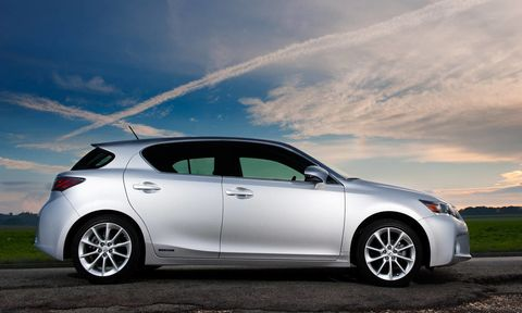 2011 lexus ct 200h review news on the new entry level hybrid from chantilly francethe newest addition to the lineup is the ct 200h powered by a 18 liter inline 4 and hybrid synergy drives trademark two motor publicscrutiny Images