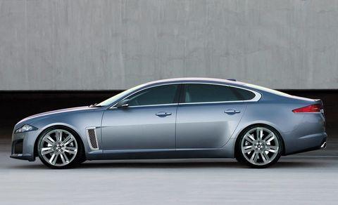 10 cars to watch for: 2010 jaguar xj & xjr
