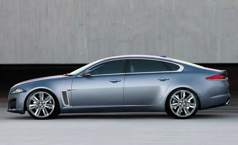 Cars To Watch For Jaguar XJ XJR - New cars 2010