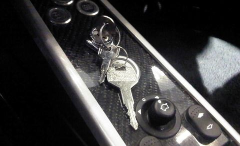 Who Left the Keys in the Mastretta MXT? – 2011 Los Angeles Auto Show