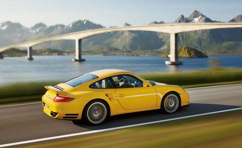Tire, Wheel, Bridge, Yellow, Vehicle, Road, Automotive design, Infrastructure, Beam bridge, Concrete bridge,