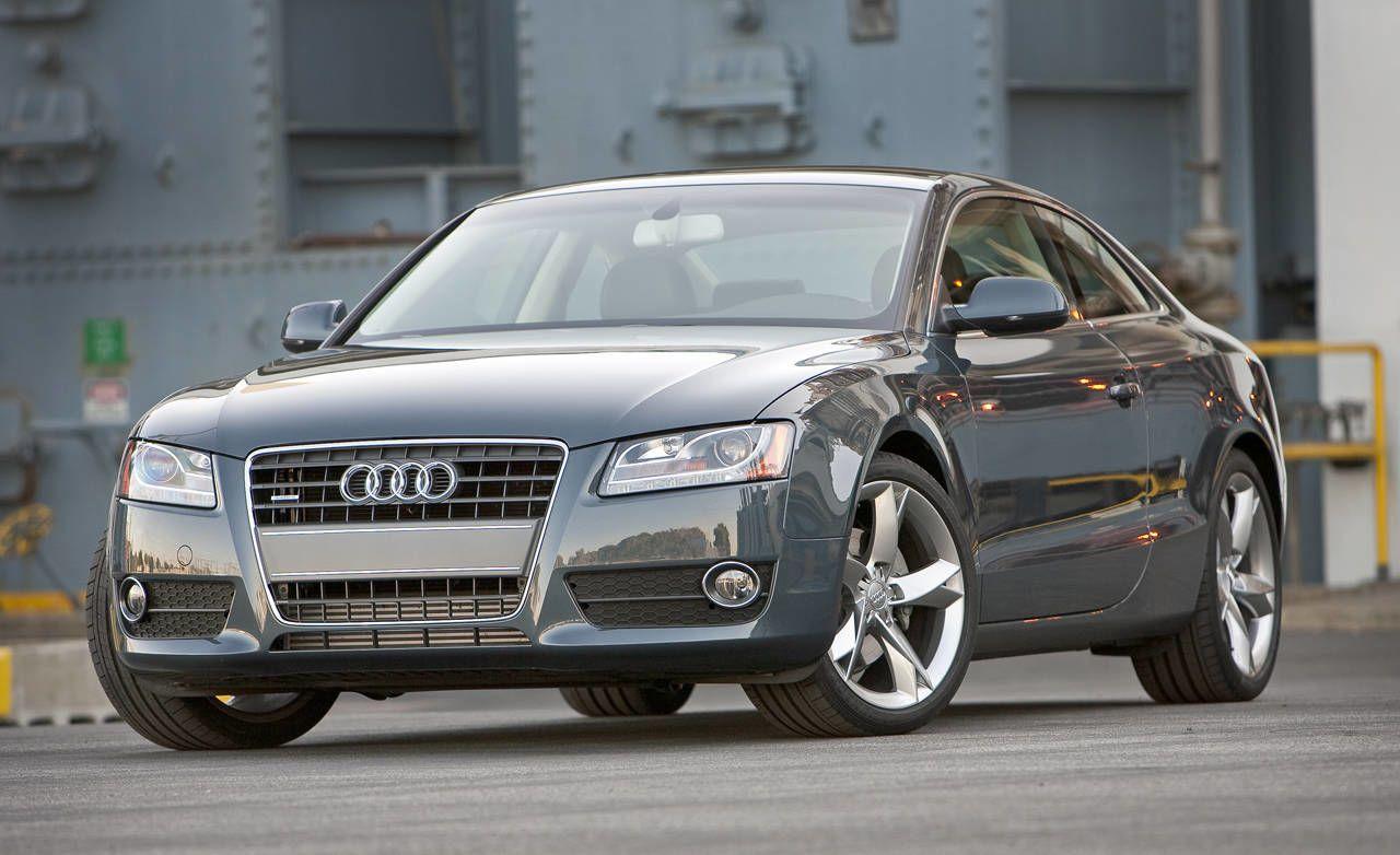 Audi 2 0 T >> Photos 2010 Audi A5 2 0t Quattro