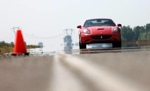 Automotive design, Vehicle, Land vehicle, Performance car, Car, Automotive lighting, Red, Sports car, Luxury vehicle, Alloy wheel,