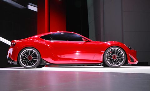 Tire, Wheel, Automotive design, Vehicle, Land vehicle, Car, Red, Performance car, Automotive lighting, Supercar,