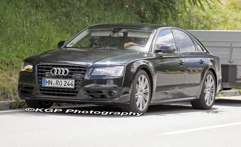Tire, Automotive design, Vehicle, Vehicle registration plate, Grille, Car, Automotive parking light, Rim, Headlamp, Audi,