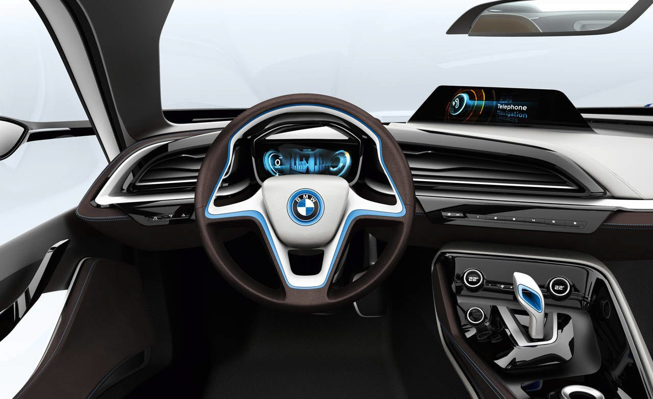 Photos Bmw I8 Hybrid Concept