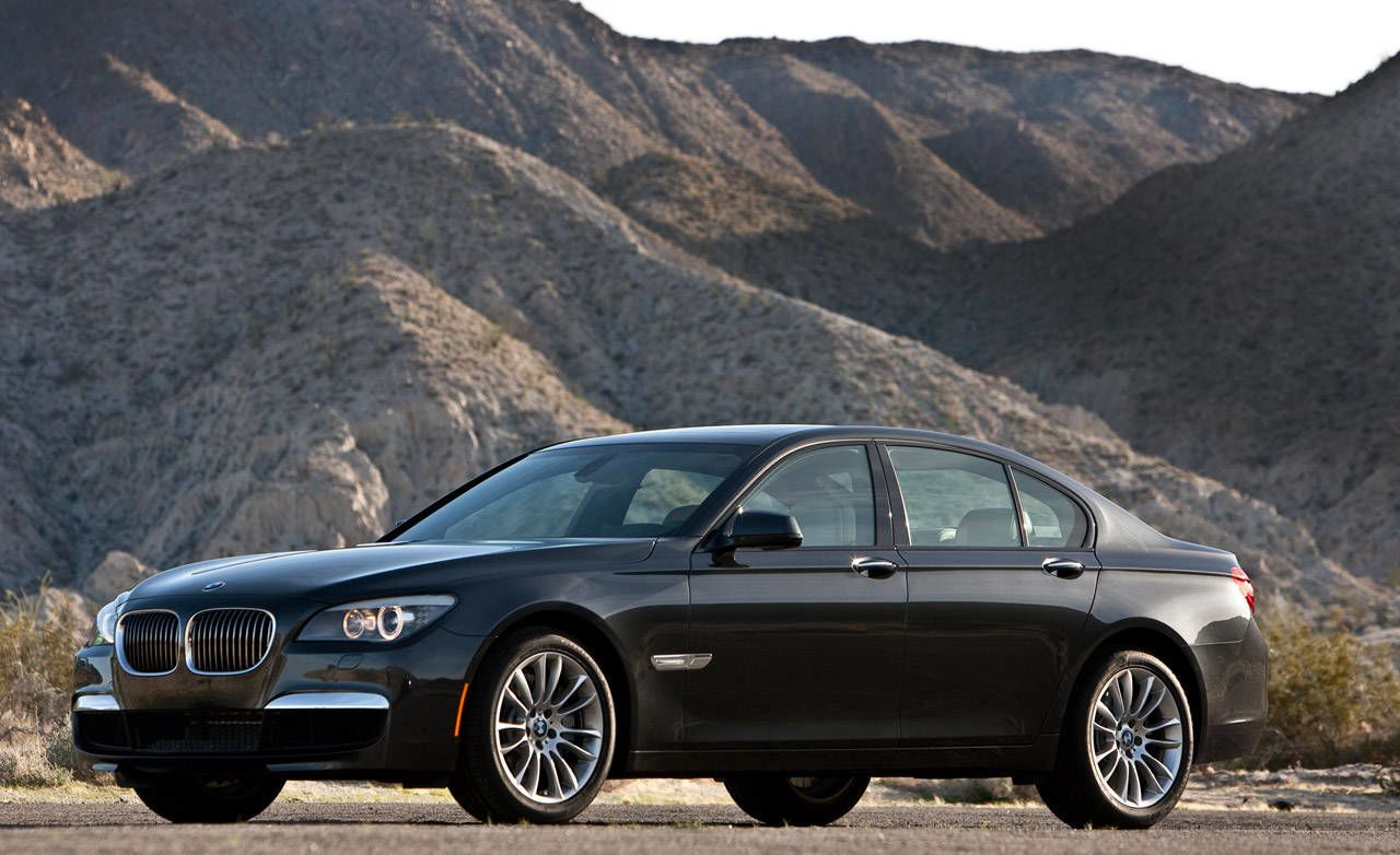 All BMW Models 2010 bmw 750i Photos: 2010 BMW 750i