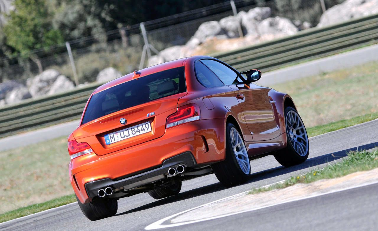 Photos BMW Series M Coupe - Bmw 1 series m coupe