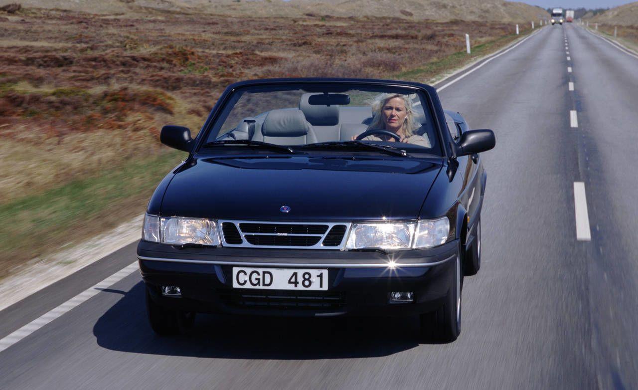 Saab 1997 saab 900 : Photos: Saab's Most Memorable Vehicles