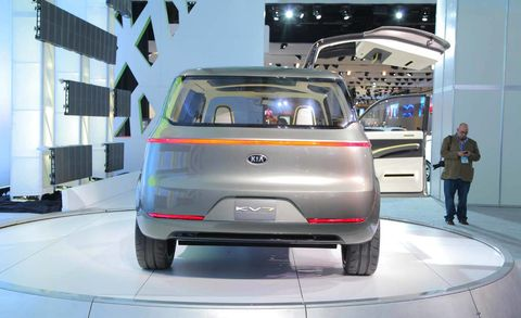 Automotive design, Automotive exterior, Car, Concept car, Automotive lighting, Auto show, Bumper, Exhibition, Automotive mirror, Luxury vehicle,