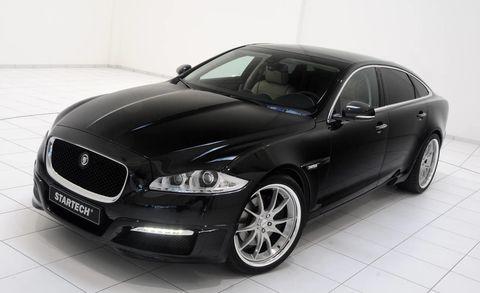 2021 jaguar xj spy shots - car wallpaper