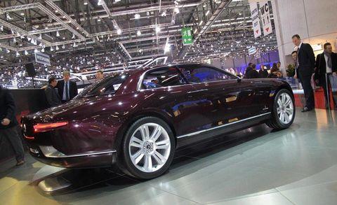 Photos Bertone Jaguar B99 Concept