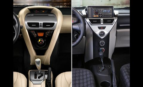 Motor vehicle, Product, Automotive design, Electronic device, Center console, White, Technology, Steering wheel, Steering part, Car,