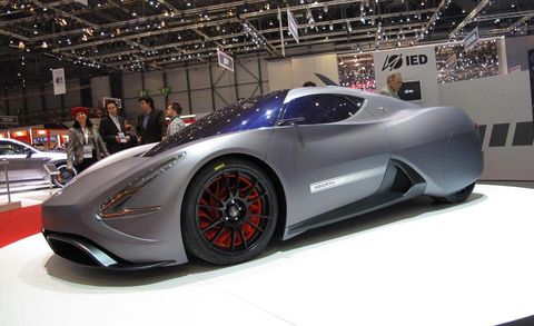 Tire, Wheel, Mode of transport, Automotive design, Vehicle, Event, Land vehicle, Car, Auto show, Exhibition,