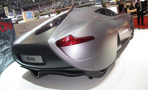Automotive design, Mode of transport, Vehicle, Automotive lighting, Auto show, Concept car, Fender, Exhibition, Logo, Personal luxury car,