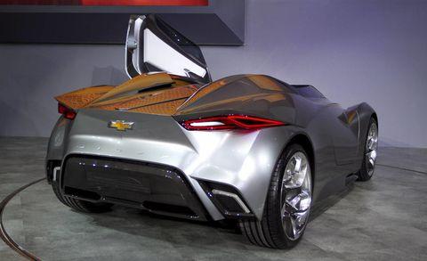 Tire, Mode of transport, Automotive design, Vehicle, Automotive exterior, Automotive lighting, Concept car, Rim, Supercar, Car,