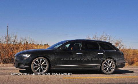 Photos 2012 Audi A6 Avant