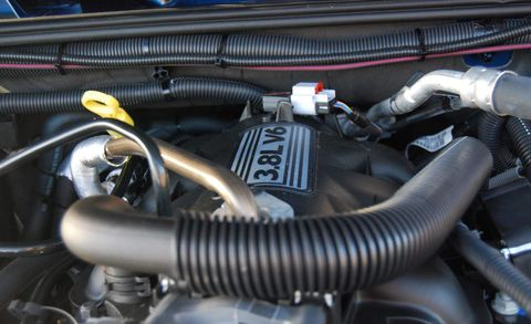 Engine, Automotive radiator part, Automotive engine part, Automotive fuel system, Pipe, Fuel line, Hose, Automotive air manifold, Nut, Wire,