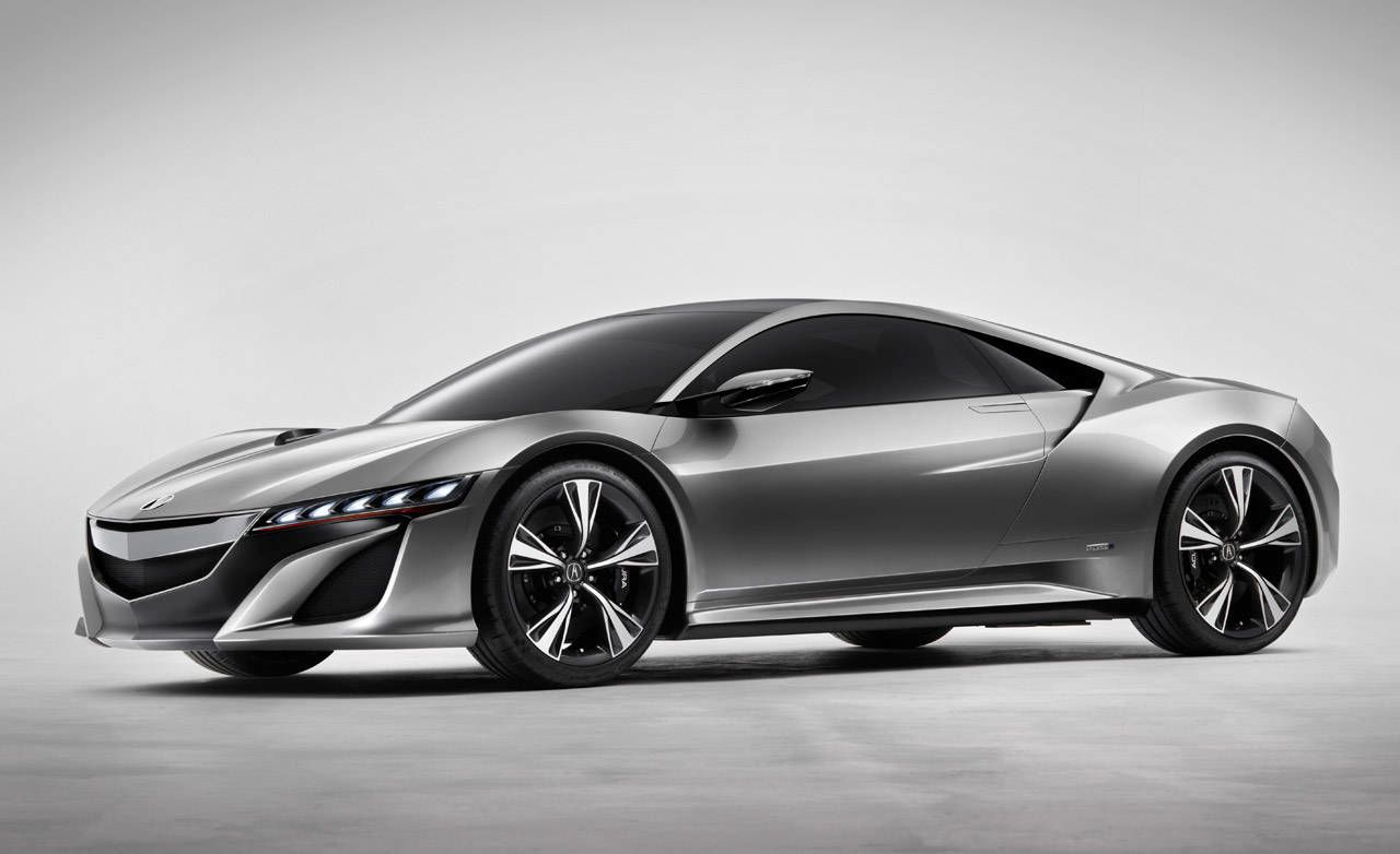 Worksheet. Photos Acura NSX Concept