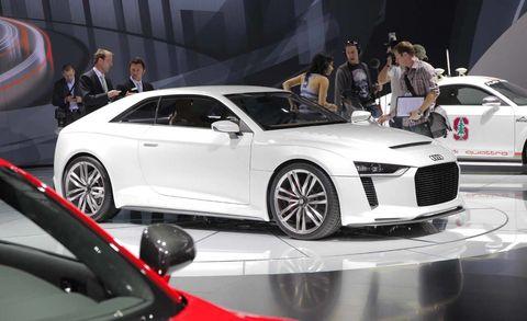 Tire, Wheel, Automotive design, Vehicle, Land vehicle, Event, Car, Auto show, Exhibition, Personal luxury car,