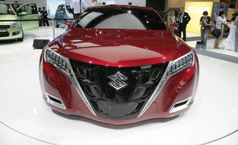 Automotive design, Event, Vehicle, Auto show, Exhibition, Personal luxury car, Fashion, Grille, Luxury vehicle, Automotive mirror,