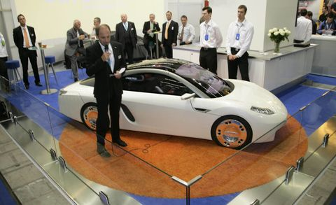loremo concept car