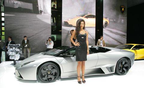 2010 lamborghini lamborghini reventón roadster