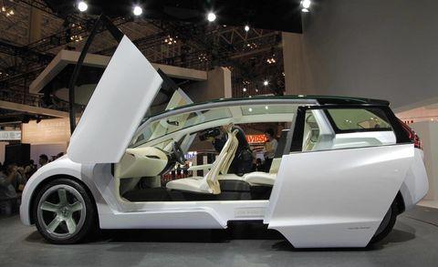 Automotive design, Vehicle, Event, Automotive exterior, Concept car, Vehicle door, Car, Auto show, Fender, Alloy wheel,