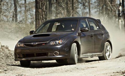 Wrap Up 2008 Subaru Impreza Wrx Sti