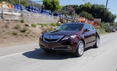 View The Latest First Drive Review Of The Acura ZDX Find - Www acura zdx